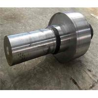 Buy cheap High Speed Carbon Steel Shaft Forging , Mandrel And Transmission Shaft GB, YB, JB, ASTM, DIN, BS, NF, JIS, AFI, ISO, product
