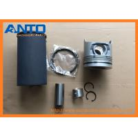 Buy cheap 1878129861 1-87812986-1 6HK1 Engine Cylinder Liner Set For Hitachi Excavator ZX330-3 from wholesalers