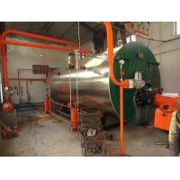 Buy cheap High Heat Efficiency Gas Fired Steam Boiler For Hospital Disinf Industries from wholesalers