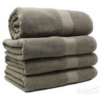 Buy cheap Extra Large 100% Cotton Soft Thick Absorbency and Durability Bath Towels from wholesalers