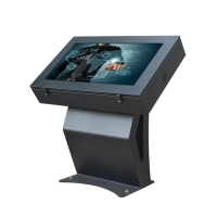 Buy cheap Floor Standing PCPA Touch Outdoor LCD Totem Ergonomic 55in AC100~240V product