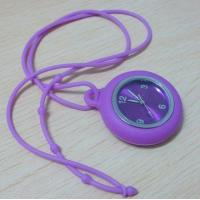 Buy cheap 2011 Fashion  Silicone Necklace Watch for Nurse from wholesalers