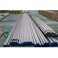 ASTM A213 TP316Ti Stainless Steel Seamless Pipe , UNSS31635 1.4571 Seamless Tube