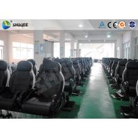 Buy cheap Unforgottable Experience 6D Cinema Equipment With Customized  Decoration Seats product
