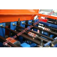 Buy cheap Coloured Steel Downspout Manufacturing Machine, Downpipe Rollforming Production Line from wholesalers