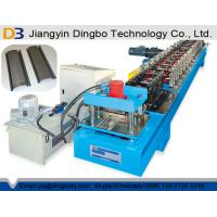 Buy cheap Shutter Rolling Roller Shutter Door Roll Forming Machine With 3 Tons Decoiler from wholesalers