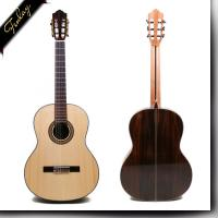Buy cheap Finlay FC-3901S 39 Inch Classical guitar Cutaway Solid Top Classical Guitar from wholesalers