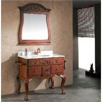 Buy cheap Solid Wood Bathroom Cabinet (MY-7342) product