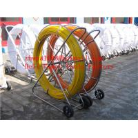 Buy cheap Yellow Duct Snake  Non-Conductive Duct Rodders  Fiber snake product