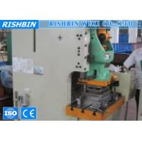 Buy cheap High speed Upright Frame Metal Roll Forming Machine with 80 mm Shaft Diameter product