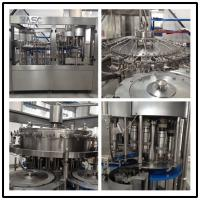 Buy cheap Electric Automatic Carbonated Drink Filling Machine , 4000BPH 2.2KW from wholesalers