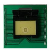 Buy cheap UP818 UP828 VBGA11 socket 0.5mm VBGA11 adapter for mobile flash from wholesalers
