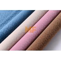 Buy cheap 100% Polyester 3D Burnout Velvet Fabric With Special Patterned Easy Cleaning from wholesalers