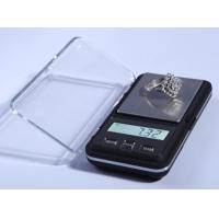 Buy cheap 200g 0.01g Mini Pocket Digital Gold Scales / digital pocket scale for grams from wholesalers