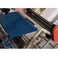 Buy cheap Four Lines Plastic Poly Bag Making Machine , Plastic Shopping Bag Making Machine 550-1000 Mm from wholesalers
