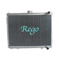 Buy cheap High Performance Aluminum Car Aluminium Radiator for 99-01 NISSAN SKYLINE GT-R R34 MT from wholesalers