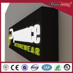 Buy cheap Custom waterproof large backlit billboard advertising price from wholesalers