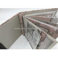 Buy cheap DIY Blank Photo Album Scrapbook / 5x7 4x6 Scrapbook Album For Wedding from wholesalers