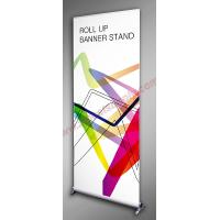 Buy cheap Retractable roll up banner stand from wholesalers