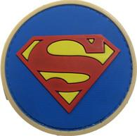 Buy cheap Superman Rubberized Pvc Morale Patch from wholesalers