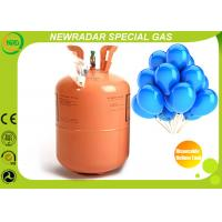Buy cheap Lightweight Disposable Helium Gas Cylinder For Balloons Environment from wholesalers