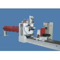China Casting Steel 316L Wedge Wire Screen Machine 6-30 RPM Electric System on sale