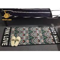 Buy cheap Flame Retardant Adults Bedroom Area Rugs With Non Slip Backing Sound Insulation from wholesalers