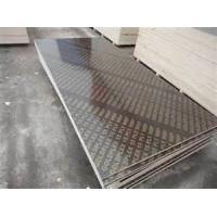 Buy cheap 9mm - 25mm dynea brown film marine plywood sizes for construction outdoor formwork from wholesalers