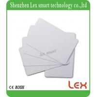 Buy cheap High Quality TK4100 Card 125kHz Proximity Cards RFID white Products and Personal White Card Plastic PVC ID blank Card from wholesalers