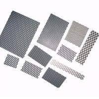 Buy cheap MMO Titanium material Mesh Ribbon Anode for Cathodic Protection titanium anode strip from wholesalers