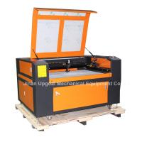 Buy cheap Embroidery Fabric Co2 Laser Cutting Machine with Japan CCD Camera  UG-1290 product