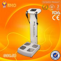 Buy cheap GS6.5 Professional Human Body Composition Analyzer BMI Machine from wholesalers