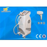 Buy cheap Professional 808nm Diode Pain Free Laser Hair Removal Machines 1-120j / Cm2 from wholesalers