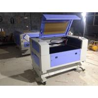 Buy cheap desktop small mini co2 60w 80w 100w 120w 600*900mm laser engraving cutting machine from wholesalers