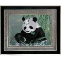 Buy cheap Panda embroidery from wholesalers