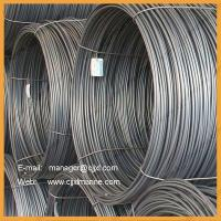 Buy cheap High-rise Buildings/Long-span Bridges/Water Conservancy Facilities Cold Heading Steel Wire Plain from wholesalers