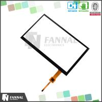 Buy cheap Industrial G+G 5 Point Multi Touch Screen Panel , Tft Capacitive Touchscreen from wholesalers