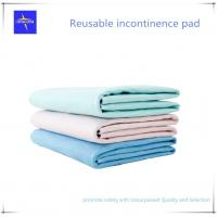 Buy cheap Supply High Quality Washable Waterproof Absorbent Incontinence Underpads For Adults And Children from wholesalers