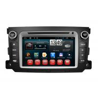 Buy cheap BENZ Smart Car Radio Multimedia GPS Android russian navigation system , 1024 x 600 pixels from wholesalers