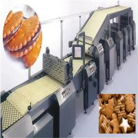 Buy cheap SAIHENG Automatic small biscuit making machine/biscuit making production line/electric mini cookie maker snack machines from wholesalers