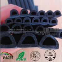 Buy cheap D shape rubber door gasket/Self-adhesive EPDM Form Rubber for door and window from wholesalers
