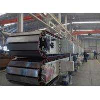Buy cheap Industrial Continuous Rockwool Production Line Double Belt Sawing CE ISO from wholesalers