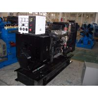Buy cheap Open Type LOVOL Diesel Generator Set , 75KW Three Phase Ultra Silent Diesel Generator from wholesalers