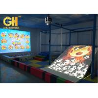 Buy cheap Multi Players Single 3D Interactive Projector Ball Smashing For Indoor Playground product