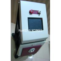 Buy cheap Mini laser tatoo removal machine with CE certification from wholesalers