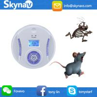 Buy cheap 801PC001 Skynav Enhanced Version Electronic Cat Ultrasonic Repeller killer Anti Mosquito Rat Mouse Cockroach Pest Reject from wholesalers