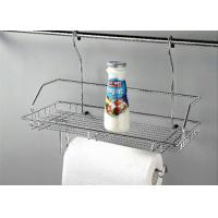 Buy cheap Organizer Metal Kitchen Spice Rack & Paper Holders By Sea Or Air Transport from wholesalers