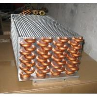 Buy cheap Cold / Hot Water Medium HVAC Heat Exchanger, 1.6MPa Operation  pressure from wholesalers
