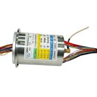 Buy cheap single-channel coaxial rotary with compact design Transmitting up to 21 channels from wholesalers