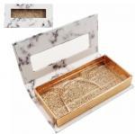 Buy cheap Cosmetics Mink 3D False Eyelash Private Label Lash Subscription Boxes from wholesalers